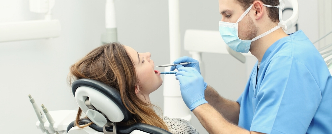 Prispevok na osetrenie u zubara