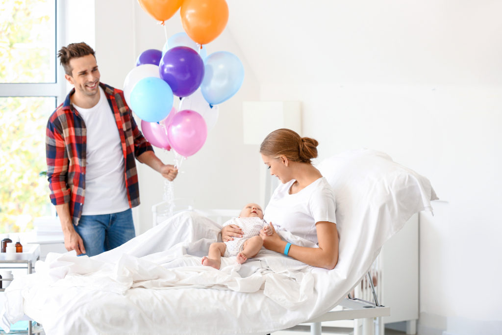 Výber pôrodnice