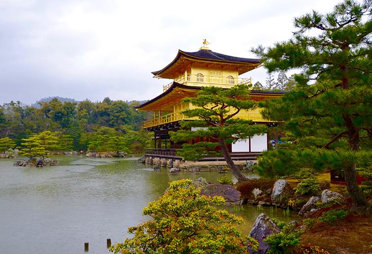 Autentická japonská architektúra