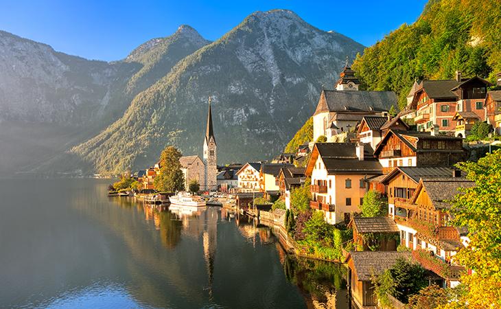 Hallstatt Rakúsko
