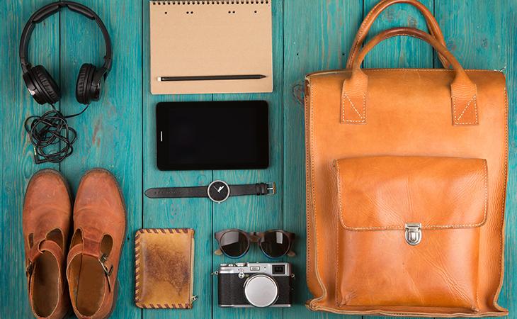 Oblečenie a doplnky na cestu do zahraničia