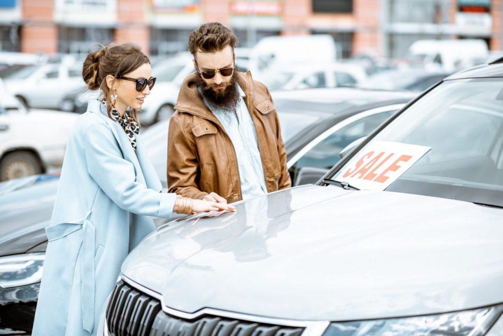 kúpa ojazdeného auta