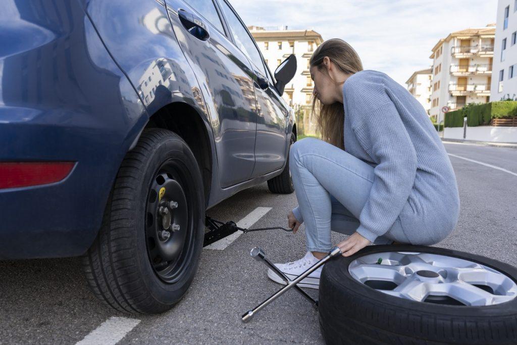 sezónna výmena pneumatík