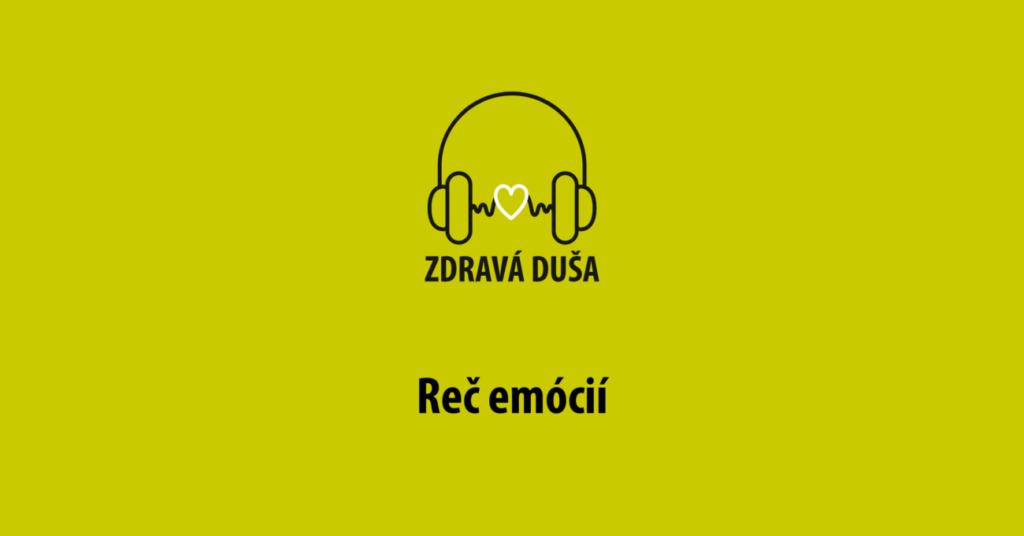 Podcast reč emócii