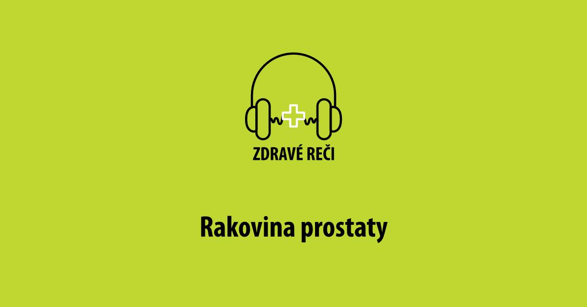 Rakovina prostaty
