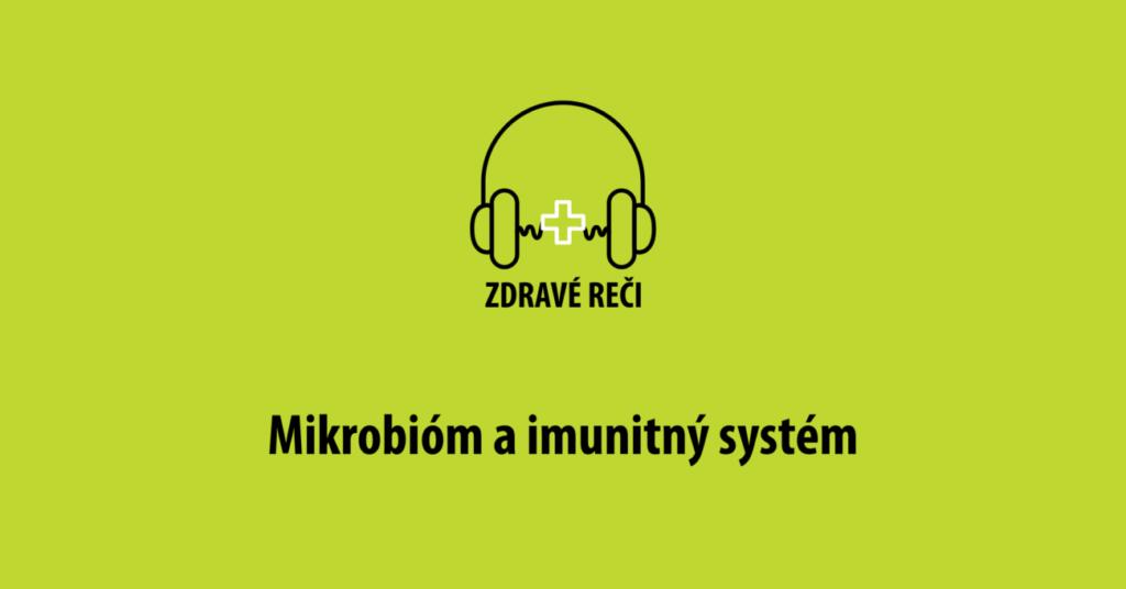 Podcast Mikrobiom