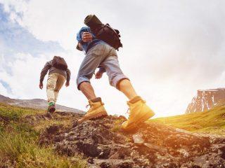 Úrazy a zranenia počas turistiky