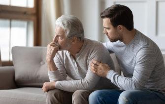 depresia u príbuzného