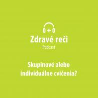 Podcast skupinove cvicenia
