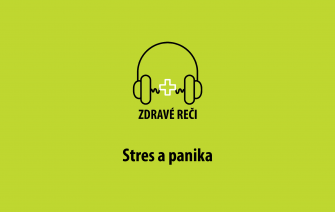 Stres a panika