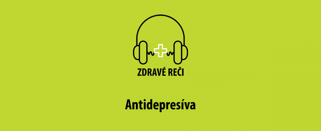 Antidepresíva