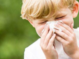 alergia u deti a ako s nou bojovat