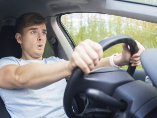 chyby čerstvého vodiča