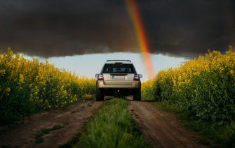 cestovanie v letnej búrke