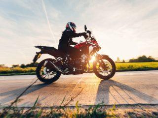 jarná údržba motorky