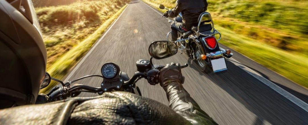 ako sa obliecť na motorku na jar