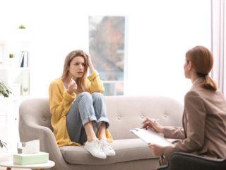 pri psychických problémoch je potrebné vyhľadať pomoc psychoterapeuta