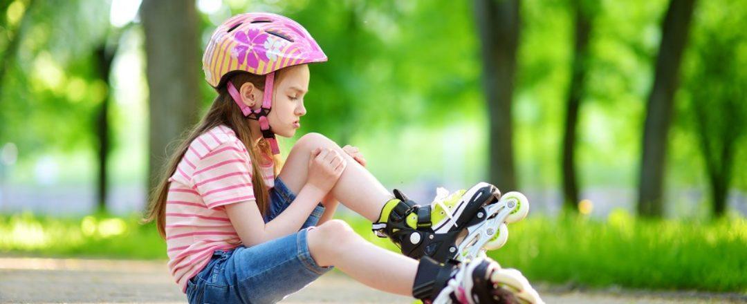 zranenia detí počas leta